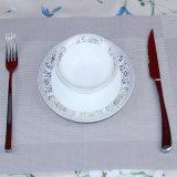 도매 대중음식점 세라믹 큰 접시 세트