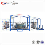 Plastique polypropylène PP Leno sac Mesh Making Machine