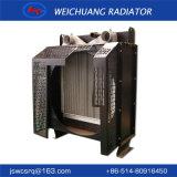 Radiador de aluminio de la alta calidad para el conjunto de generador diesel (HY6126ZLD)