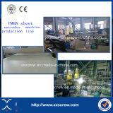 Extrudeuse à une seule couche/multi de PMMA/ABS de couches de feuille