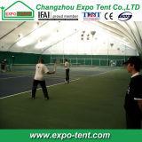 Barraca ao ar livre de alumínio do esporte da curva para o tênis