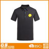 T-shirt de polo de l'impression des hommes