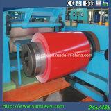 Il colore di CRC ha ricoperto la bobina d'acciaio (opaca)