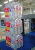 炭酸水・のためのPEのフィルムの収縮包装機械