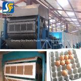 Южная Африка гидравлический бумаги пластину машина используется поддон для яиц машины