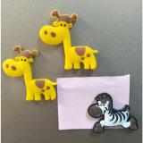 中国の供給の熱い販売のかわいく装飾的な国の記念品冷却装置磁石