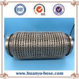 자동 스테인리스 뜨개질을 하는 순수한 배출 유연한 관