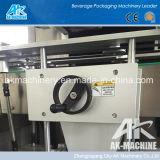 Máquina de etiquetas bebendo automática da luva do Shrink do PVC do frasco