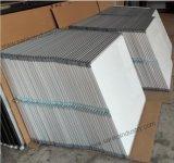 Mobiele Magnetische Whiteboard met de Tribunes van het Staal