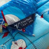 폴리에스테 Microfiber 도매 싼 가격 홈 침대 위안자 세트 또는 누비이불 및 깃털 이불