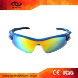 人の女性のサングラスのための分極されたUV400屋外スポーツのサングラス