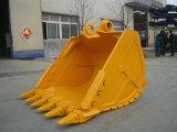 幼虫の掘削機E110のための掘削機のバケツ