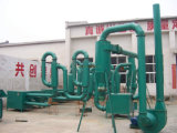 La Chine 300-1300kg/h Débit d'air sécheur du tuyau de sciure de bois