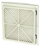 Фильтр вентилятора вентилятора панели приложения шкафа Fk9925 осевой