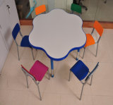 かわいい普及した子供の調査表および椅子の子供の家具(SF-40C)