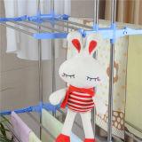 선반, 옷 선반, 파랑 (JP-CR300WMS)를 위한 세탁물 건조용 선반을 말리는 접히는 옷