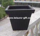 Fo-242 Pot de flores de fibra de vidro exterior