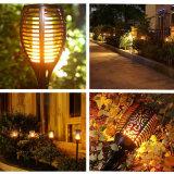 Luz solar del jardín del césped del paisaje de la antorcha de la lámpara al aire libre decorativa de la Navidad de USA/Canada (SSL-AL-T96)
