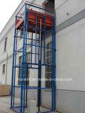 Elevatore elettrico verticale delle merci per il magazzino