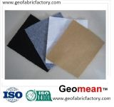 100GSM Staple Pet/PP Needled Punched Non Woven Geotextile Fabric