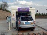 Veículos automáticos do túnel que limpam o equipamento da máquina da lavagem de carro das ferramentas