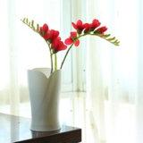 Vente en gros de pétales Vase en plastique