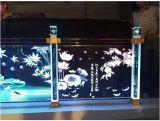 Grande machine de gravure intérieure intérieure de laser à verre, machine du laser 3D