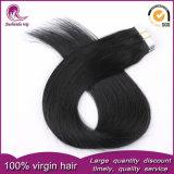 De rechte Natuurlijke Uitbreiding van het Haar van de Sticker van de Kleur Pu Maagdelijke