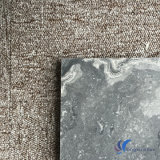 Mattonelle di marmo grige/bianche naturali personalizzate