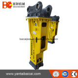 Soosan rompedor hidráulico de alta qualidade com marcação ISO9000 Tipo Silêncio (SB81)
