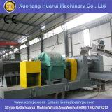과립 타이어 폐기물 타이어 재생 공장을%s 타이어 슈레더 또는 고무 쇄석기