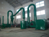 중국 300-1300kgs/H 기류 톱밥 관 건조기