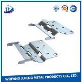 Estampage profondément dessiné en aluminium de fabrication d'OEM pour les pièces en acier d'échafaudage