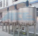 100L acero inoxidable Cosméticos vapor de calentamiento del tanque de mezcla (ACE-JBG-A3)