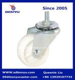 2 de Witte Nylon Gietmachine van de duim met ZijRem