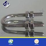 Boulon en U principal d'acier inoxydable de produit de bonne qualité avec la noix