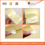De transparante Sticker van de Druk van het Etiket van de Vakjes van het Karton van het Overdrukplaatje van de Verbinding van het pvc- Document