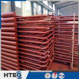 Câmaras de ar de Superheater estiradas a frio do aço de carbono da fábrica de China