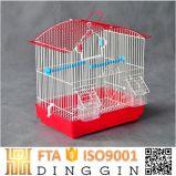 Hotsalesペットケージの金属によって折られる鳥籠