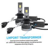Lumen LED der Qualitäts-V16 Turbo LED des Scheinwerfer-60W 7200lm Withtruck H7 4000 Automobil- und Birne DES LED-Scheinwerfer-H4