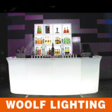 Barra de luces brillantes Muebles Iluminado LED Bar Counter