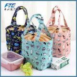 Sacs plus frais isolés portatifs de chat de sac animal de déjeuner