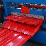 Venda quente o telhado & a parede vitrificados do Trapezoid Hx-840 fazem a maquinaria