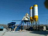 Seul mètre cube 60 par usine de traitement en lots de mélange de mortier concret d'heure