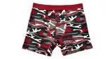 250のための95%Cotton/5%Pendex Men Underwear Boxers Brief Fashion