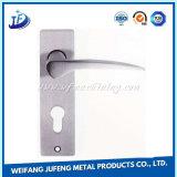 木またはGalssのドアのためのロックが付いているハンドルを押す亜鉛合金