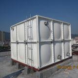 Vaso limpio del tanque de agua de China FRP