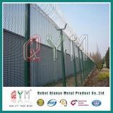 358高い安全性の刑務所の塀の反上昇によって溶接される金網