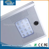 Indicatori luminosi di via solari Integrated caldi di vendita 12W LED