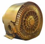 3.3kw 3 미터 깊은 물 처리 공장을%s 고압 터보 공기 송풍기